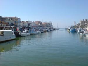 Grau de Roi vid Medelhavet